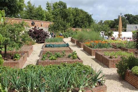 raised garden beds make vegetable gardening easier on the back