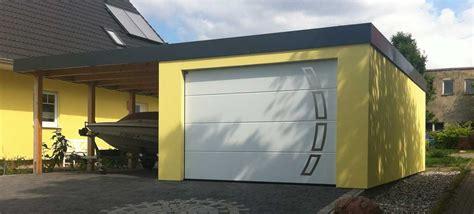 Carport Garage Kombination Holz by Carport Garage Kombination Holz My