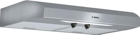 bosch under cabinet range hood bosch duh30152uc 30 inch under cabinet wall hood with 280