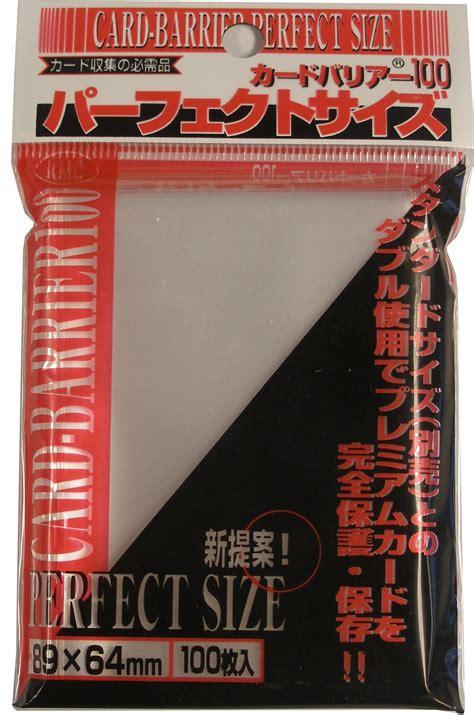 Card Sleeve Kmc Size Standard kmc std deck prot size 30 pk 93