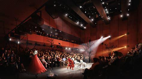 performing arts center   world trade center  architect