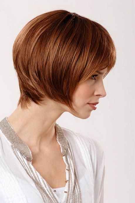 gestufter haarschnitt