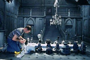 White Dining Room Sets Corpse Bride Stop Motion Goes Digital Animation World