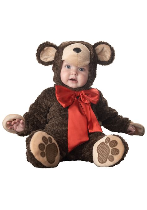 in teddy costume infant teddy costume
