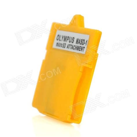 Microsd Tf Card Card To Xd Card Adapter Masd 1 micro sd tf to xd card adapter orange max 16gb