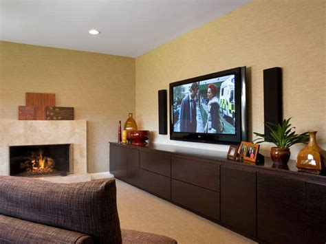 Living Room Media Storage Ideas Media Storage At Its Finest Living Room And Dining Room