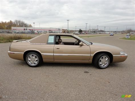 1999 Cadillac Coupe by Gold Firemist 1999 Cadillac Eldorado Coupe Exterior Photo
