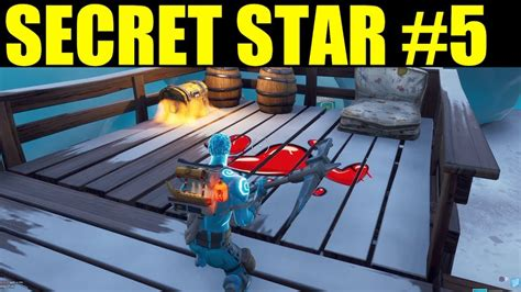 find  secret battle star  loading screen  fortnite