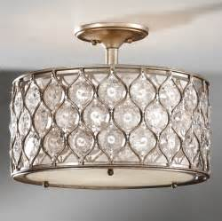 light fixture ceiling murray feiss sf289bus lucia semi flush ceiling fixture