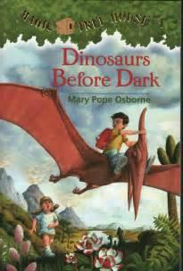 Magic Treehouse Series Book List - 1 magic tree house dinosaurs before dark new paperback