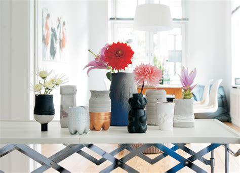 beton vase selber machen vasen aus beton selber machen das