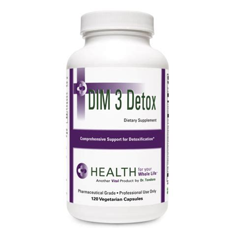 Dim Detox Estrogen by Dim 3 Detox Health For Your Whole Lifehealth For Your