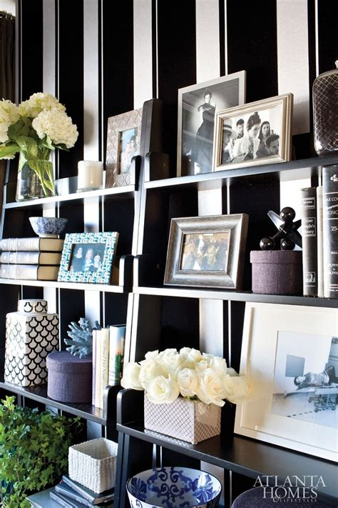 kris jenner home interior style guide how to decorate your bookcases like a pro