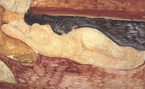 reclining nude amedeo modigliani amedeo modigliani museum reclining nude mk39 amedeo
