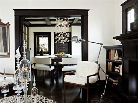 black interior paint 8 reasons to paint your interior trim black