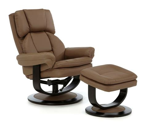 Leather Swivel Chair Recliner - upton luxury swivel recliner chair reclining armchair free