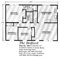 Floor Plans For 1100 Sq Ft Home by Superior Builders Homes From Gary S Homes Everett