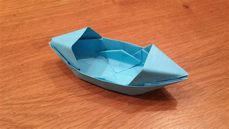 how to make your paper boat how to make a paper boat that floats origami youtube