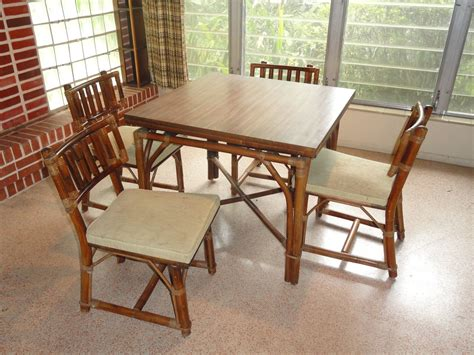 Rattan Kitchen Table Great Best Designs Rattan Dining Table Rattan Creativityrattan Creativity In Rattan Dining Table