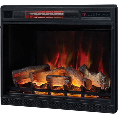 classicflame 28 in 3d spectrafire plus infrared electric
