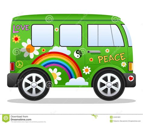 volkswagen hippie van clipart image gallery hippie vw bus cartoon