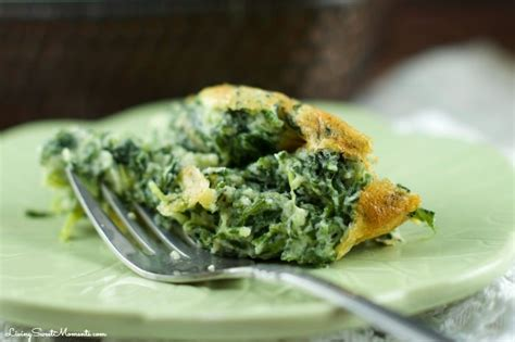 spinach cheese souffle spinach souffles recipe dishmaps