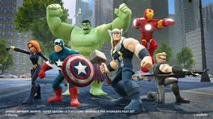 Disney Infinity Marvel Heroes Disney Infinity Marvel Heroes Hints At A World Of