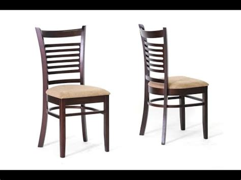 dining chairs designs wooden dining chairs teak wood dining chair designs youtube