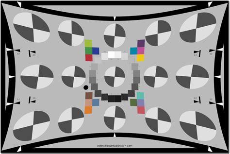 pattern glare test instructions using sfrreg part i imatest