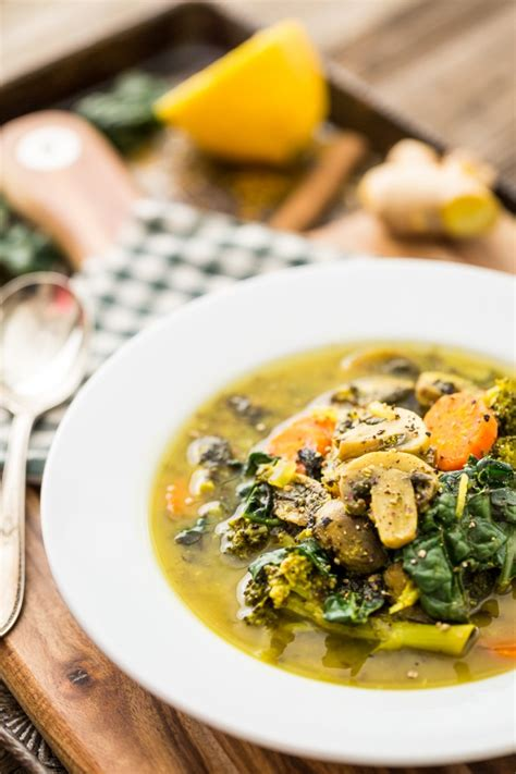 Detox Soup Oh She Glows by The Oh She Glows Cookbook Review Giveaway