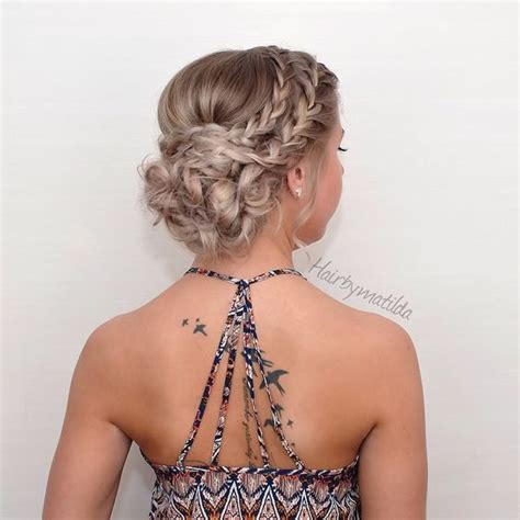 Wedding Hair Medium Length Braid by 25 Best Ideas About Medium Wedding Hair On