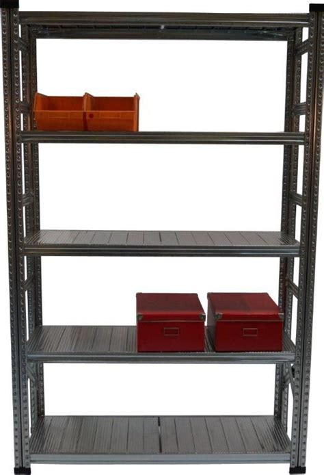 metalsistem standalone heavy duty basic shelving system 5