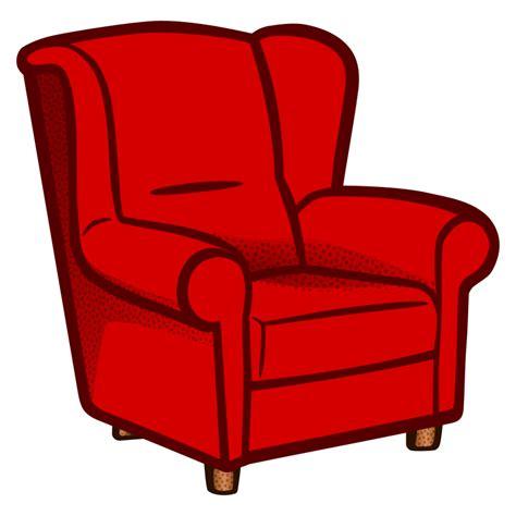 armchair clipart clipart armchair coloured