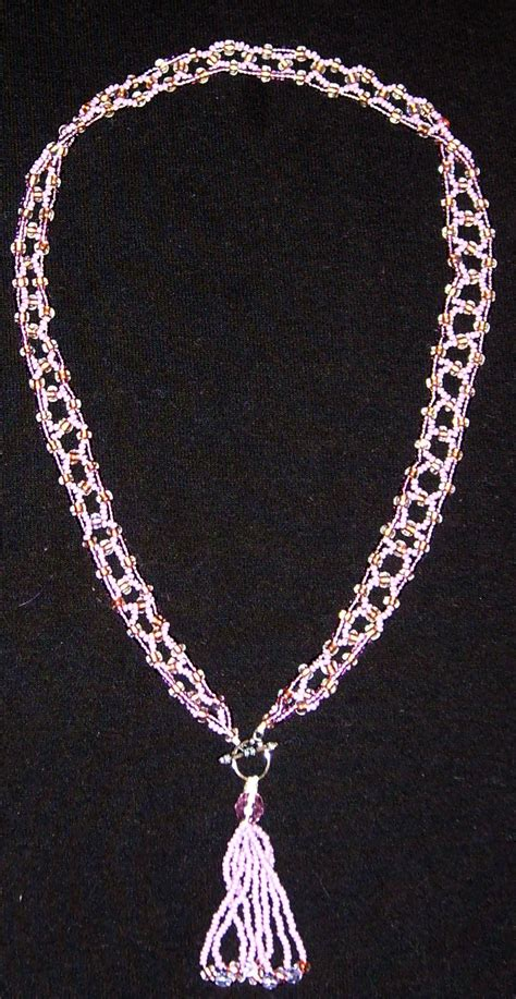 bead necklace designs file seed bead necklace jpg wikimedia commons