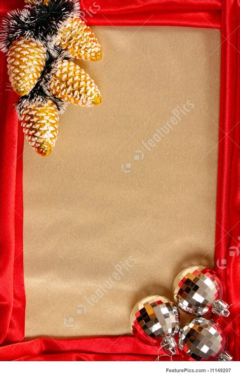 christmas frame stock picture   featurepics