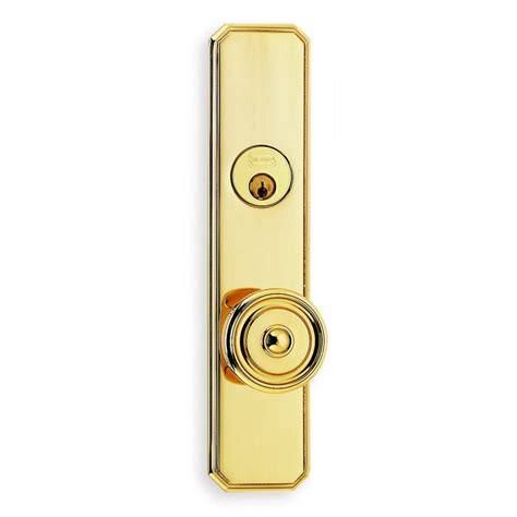 Mortise Door Knob by Omnia 11433 Decorative Door Knob Mortise Lockset