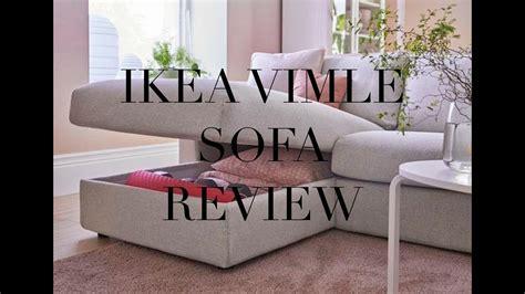 vimle ikea sofa review ikea vimle sofa review
