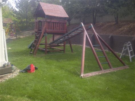 denverfixit com swing set play set installations