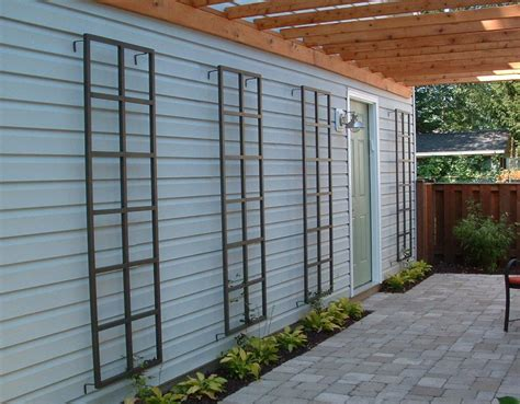 Lattice Wall Trellis 4 X 8 Wall Trellis