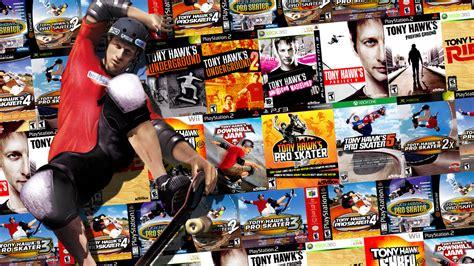 best tony hawk tony hawk s pro skater series ranking every console tony