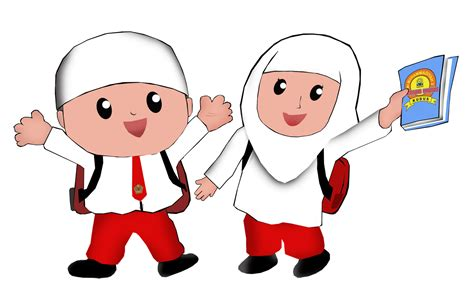 wallpaper animasi anak gambar kartun anak muslim pinterest wallpaper