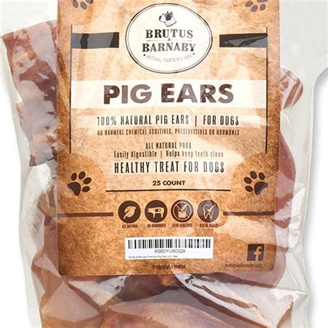 pig ear treats best safe vet recommended chews guide in 2018 us bones