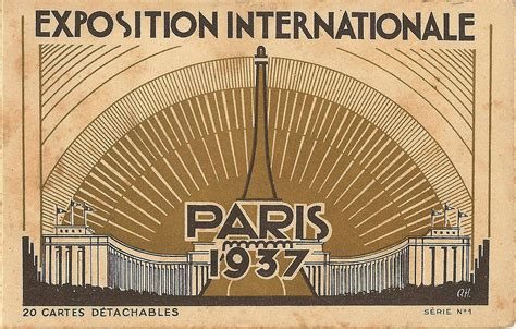 Pavillon Allemand 1937 by Exposition Universelle De 1937 Wikip 233 Dia