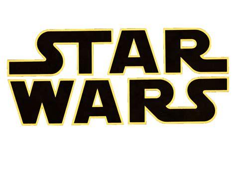 printable star wars logo star wars logo png images