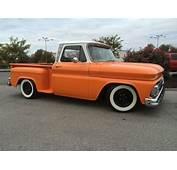 1964 Chevy C 10 Truck Old Schoolslammed Hot Rod