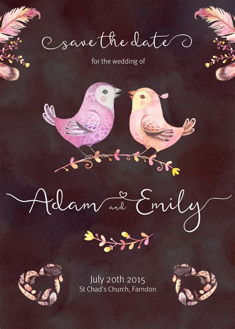 Wedding Font Bold by Featherly Bold Wedding Font By Joanne