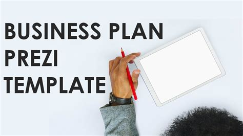 prezi templates for business plan business plan prezi template youtube