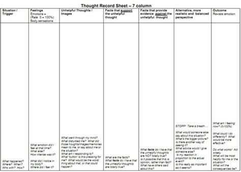 Mind Mood Worksheets by All Worksheets 187 Mind Mood Worksheets Printable