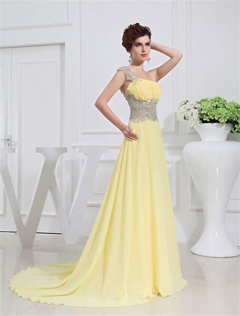 pictures of yellow wedding dresses lemon yellow wedding dress by lemonweddingdress on etsy