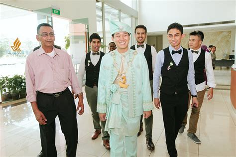 Wedding Attire Singapore by Intercultural And Wedding In Singapore